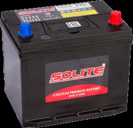 SOLITE 75D23L (65R 550A 230x168x205) без борта