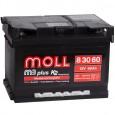 Аккумулятор MOLL M3plus 60R (низкий)