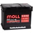 Аккумулятор MOLL M3plus 62R