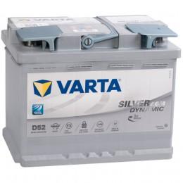 VARTA AGM D52 60R 680A 242x175x190