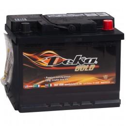 Автомобильный аккумулятор DEKA 62R (647MF) 650А обратная полярность 62 Ач (242x175x190) фото