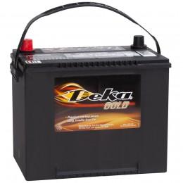 Автомобильный аккумулятор DEKA 75R (624FMF) 650А обратная полярность 75 Ач (260x175x225) фото