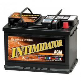 DEKA AGM 74R (9A48 760A 278x175x190) INTIMIDATOR