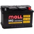 Аккумулятор MOLL MG 75SR  (низкий)