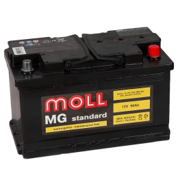 MOLL MG 90R 800А обратная полярность 90 Ач (315x175x190)