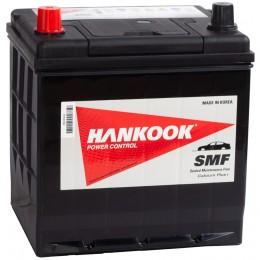 Автомобильный аккумулятор HANKOOK 50L (50D20R) 450А прямая полярность 50 Ач (206x172x220) фото