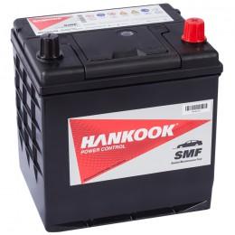 Автомобильный аккумулятор HANKOOK 50R (50D20L) 450А обратная полярность 50 Ач (206x172x220) фото