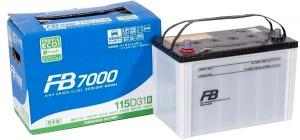 Автомобильный аккумулятор FB7000 115D31R 900А прямая полярность 90 Ач (306x173x225) фото