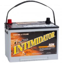 Автомобильный аккумулятор DEKA INTIMIDATOR AGM 60R (9A35/85) 680А обратная полярность 60 Ач (232x173x200) фото