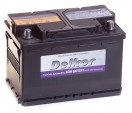DELKOR AGM 570 901 076 Start-Stop (70R 760A 276x175x190)
