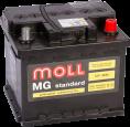 Аккумулятор MOLL MG Standard 50R (низкий)