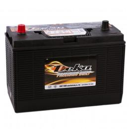 Автомобильный аккумулятор DEKA 140 (1231PMF) универсальная пол. 1000А универсальная полярность 140 Ач (330x173x240) фото