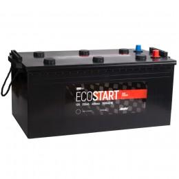 ECOSTART 225 euro 1500А обратная полярность 225 Ач (517x273x240)