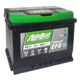 AutoPart EFB 62R 580A 242x175x190