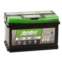 AutoPart EFB 70RS 650A 276x175x175