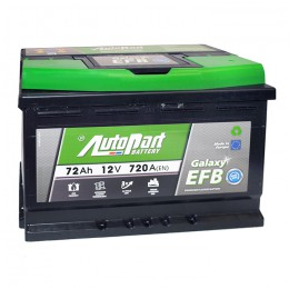 AutoPart EFB 72R 720A 276x175x190