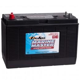 Аккумулятор лодочный DEKA MARINE DC31 DT (стартерный глубокого разряда) 650А прямая полярность 120 Ач (330x171x236) фото