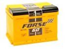 Аккумулятор FORSE 60R (низкий)