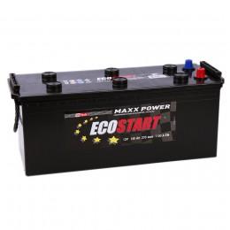 ECOSTART 140 euro  1100А обратная полярность 140 Ач (510x189x220)