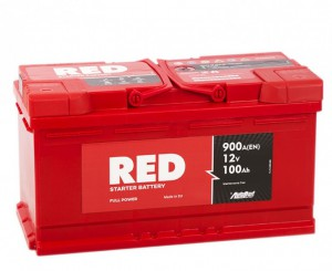 RED 100R 900A 353x175x190