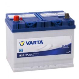 VARTA Blue E24 70L 630A 261x175x220