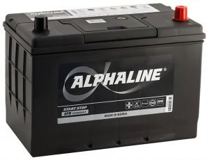 AlphaLINE EFB 115D31L (80R 800A 301x175x220)