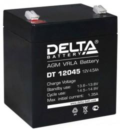 Аккумулятор для ИБП Delta DT 12045 универсальная полярность 5 Ач (90x70x107) фото