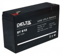 Аккумулятор Delta DT 612