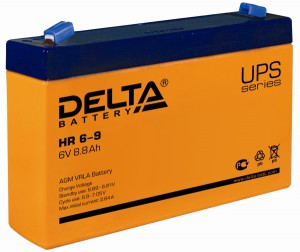 Delta HR 6-9