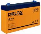 Аккумулятор Delta HR 6-9 6V