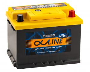AlphaLINE Ultra 62RS 610A 242x175x175