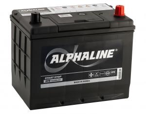 AlphaLINE EFB 68R (100D26L)  730А обратная полярность 68 Ач (260x173x225)