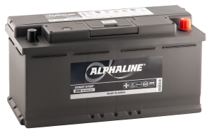 AlphaLINE EFB 110R  950А обратная полярность 110 Ач (393x175x190)