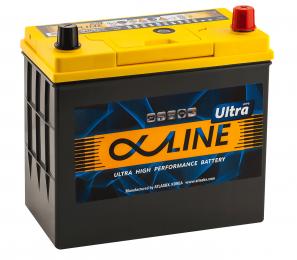 AlphaLINE Ultra 75B24LS (59R 550A 238x129x227)
