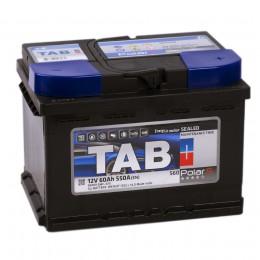 Автомобильный аккумулятор TAB POLAR S 60R (низкий) 550А обратная полярность 60 Ач (242x175x175) фото