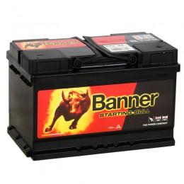 BANNER Starting Bull 70R  (570 44) 640А обратная полярность 70 Ач (278x175x175)