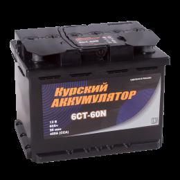 Курский Аккумулятор 60L 450A 242x175x190