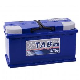 Автомобильный аккумулятор TAB POLAR 100R 900А обратная полярность 100 Ач (353x175x190) фото