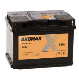 AKBMAX 60LS 500A (start exstra) 242x175x175