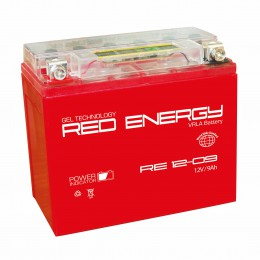 Red Energy 1209