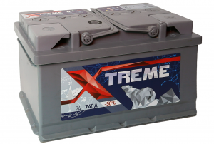 X-treme Nord 74RS (740A 278x175x175)