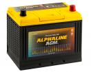 Аккумулятор AlphaLINE AGM D26L 75R с бортом