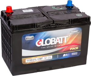 Globatt 115D31L (95R 800A 301x175x220)