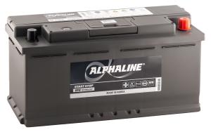 Автомобильный аккумулятор AlphaLINE EFB Start-Stop 95R 900А обратная полярность 95 Ач (353x175x190) фото