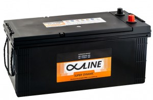AlphaLINE 190 евро (190G51R)  1100А обратная полярность 190 Ач (506x212x233)