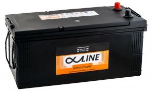 AlphaLINE 190 рус (190G51L)  1100А прямая полярность 190 Ач (506x212x233)