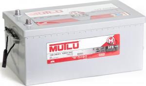 MUTLU Mega Calcium 240 Euro  1500А обратная полярность 240 Ач (517x273x240)