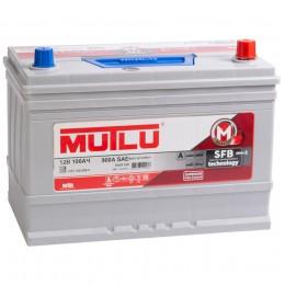 MUTLU Mega Calcium 115D31R 850А Прямая полярность 100 Ач (301x175x220)