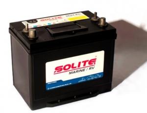 SOLITE DC 24  550А прямая полярность 75 Ач (260x173x225)