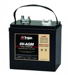 TROJAN 6V-AGM 6V 200A (260х181х274)